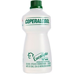 Álcool Eucalipto 46° Coperalcool 500 mL
