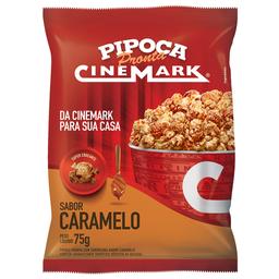 Pipoca Cinemark Sabor Caramelo 75g