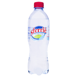 Água Mineral com Gás Sferriê 510ml