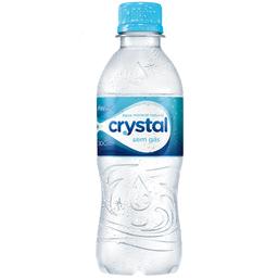 Água Mineral Sem Gás Crystal 300ml