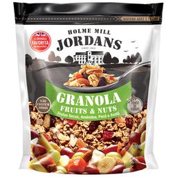Granola Fruits e Nuts Jordans 400g