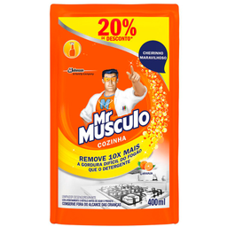 LIMP LIMO MR MUSC COZ RF 20%400ML