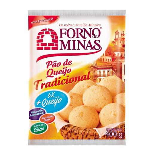 Forno De Minas Pão De Queijo Congelado