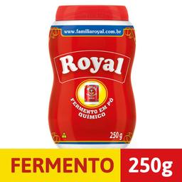 Royal Fermento Pó