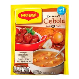 Sopa de Creme de Cebola Maggi 68g
