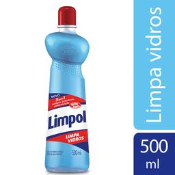 Limpa Vidros Squeeze Limpol 500ml