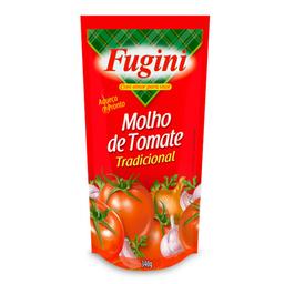 Molho de Tomate Fugini Sachê 340g