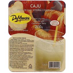 Polpa de Fruta Caju Demarchi 200g