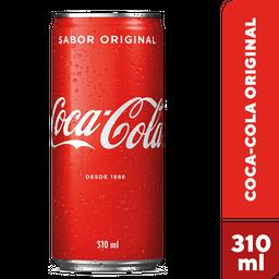 Coca-Cola Original Refrigerante Lata 310Ml