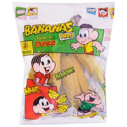 Banana Prata Turma da Mônica 750g