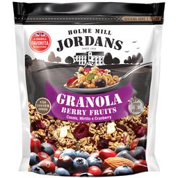 Granola Berry Fruits Jordans 400g