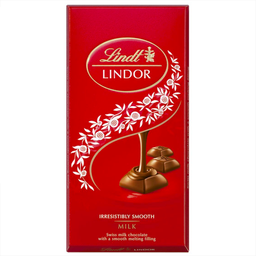 Chocolate Lindor Milk Lindt 100g