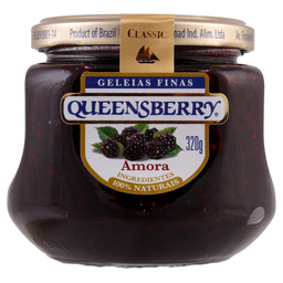 Geleia de Amora Queensberry 320g