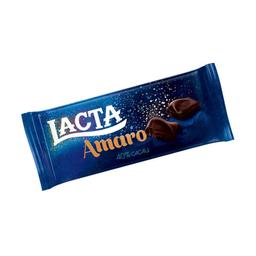 Chocolate AMARO Lacta 40% Cacau 90g