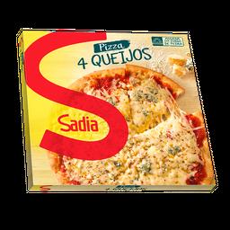 Pizza Sadia 4 Queijos 460 g