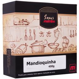 Sopa de Mandioquinha Mambo 400g