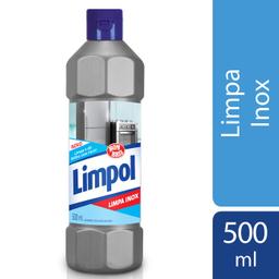 Limpa Inox Limpol 500 mL