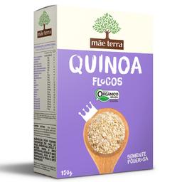 Quinoa em Flocos Mãe Terra 150g