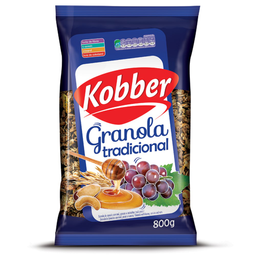 Granola Tradicional Kobber 800g