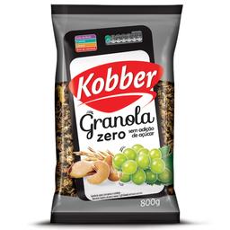 Granola Zero Açúcar Kobber 800g