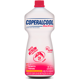 Álcool Mimo Coperalcool 1 Litro