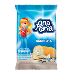 Ana M Trad Bauni 70G Pul