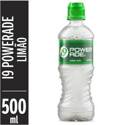 Hidrotônico I9 Limão Pet 500ml