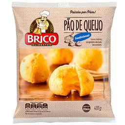 Leve 3,_Pague 2 Brico Bread Pão De Queijo 400G