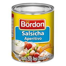 Salsicha Aperitivo Bordon 150g