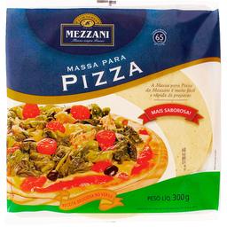 Massa para Pizza Mezzani 300g