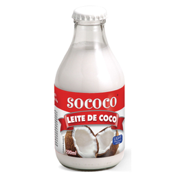 Sococo Leite Coco Light 200Ml