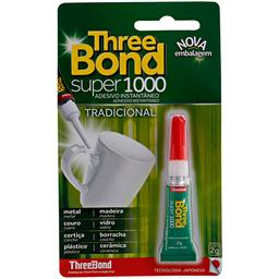Cola Super 1000 Three Bond 2g