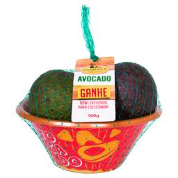 Abacate Avocado com Bowl 500g