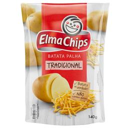 4 x Batata Palha Elma Chips 140g