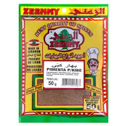 Pimenta para Kibe Zeenny 50g