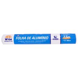Papel Alumínio Wyda 30X7,5Cm