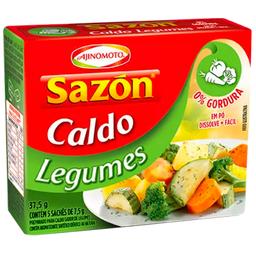 Caldo de Legumes Sazón 37,5g