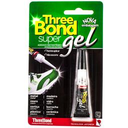 Cola Super Gel Three Bond 3g
