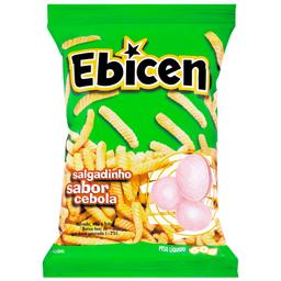 Salgadinho Cebola Ebicen 60g