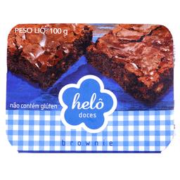 Brownie sem Glúten Helô 100g