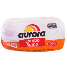 Lombo Suíno Resfriado Aurora