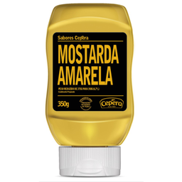 Mostarda Amarela Cepêra 350g