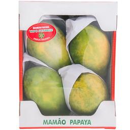 Mamão Papaya Embalado 1.8kg