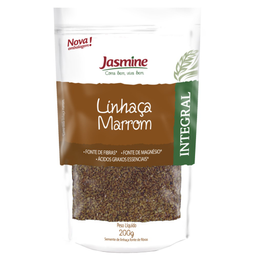 Linhaça Marrom Jasmine 200g
