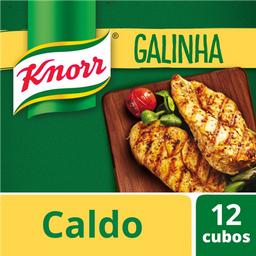 Caldo de Galinha Knorr 114g