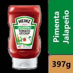 Ketchup Heinz Jalapeño 397g