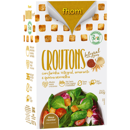 Croutons Integral Fhom 100g