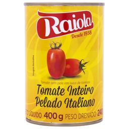 Tomate Pelado Raiola 400g