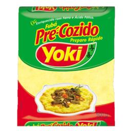 Fubá Pré Cozido Yoki 500g