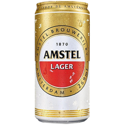 Amstel Cerveja Lata 269Ml